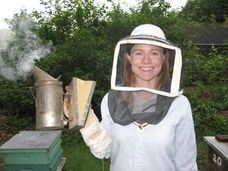 Lauren Englund, West Seattle Bee Garden